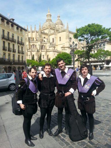 Contratar Tuna Segovia
