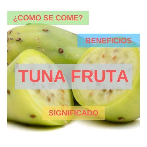 Tuna-Fruta